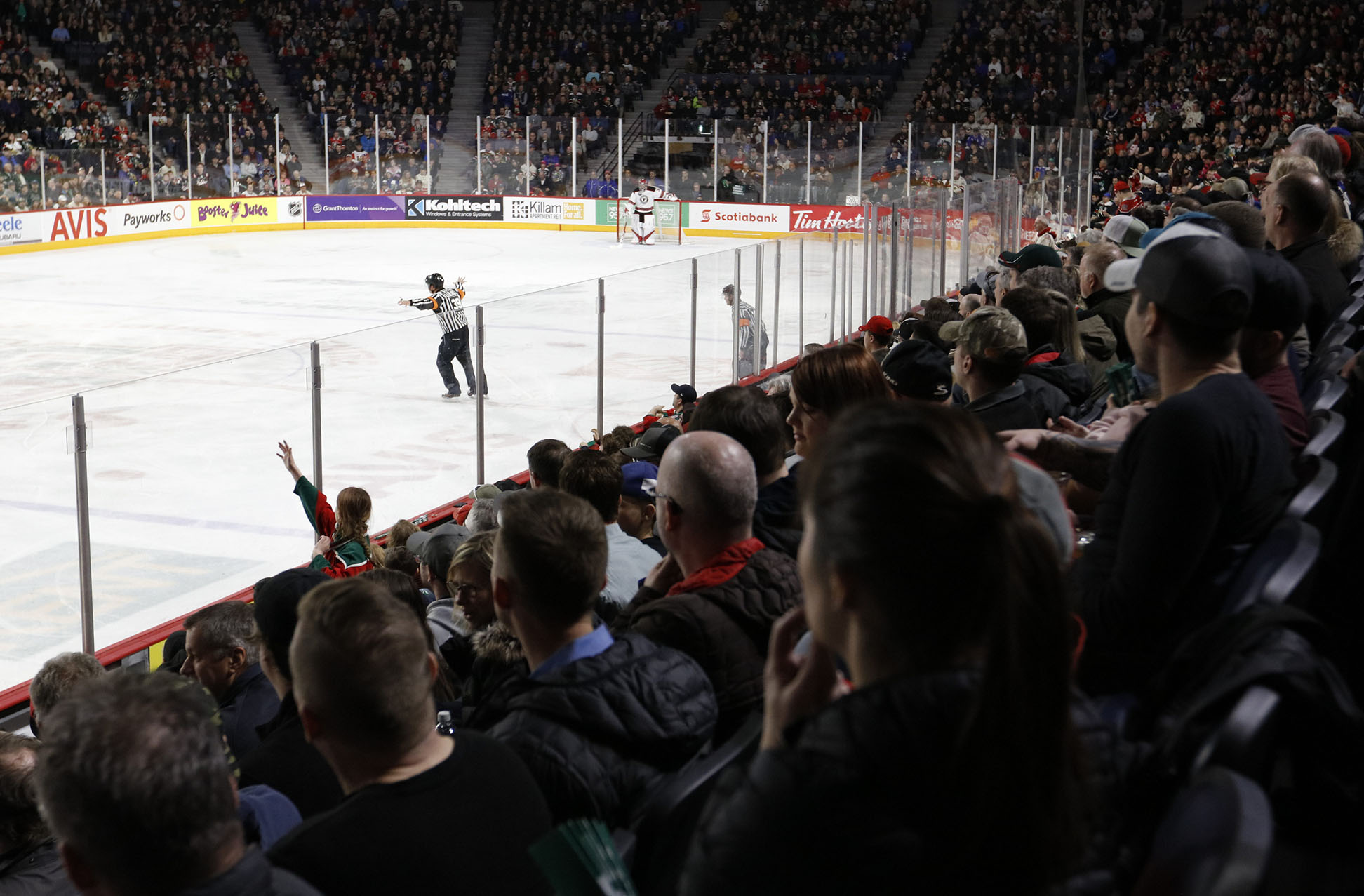 Halifax Hockey Photography: Quebec Rempart vs Halifax Mooseheads at ScotiaBank Centre in Halifax, Nova Scotia. QMJHL Playoff Action